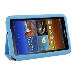 Galaxy Tab 7.0 Plus P6210, P6200, Tab 2, P3100, P3110 Blue (SCC70BU