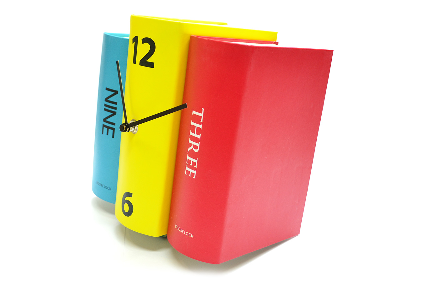 Часы книга Table clock Book