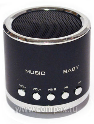 Колонки MP3 Music Angel Baby Speaker (S200)